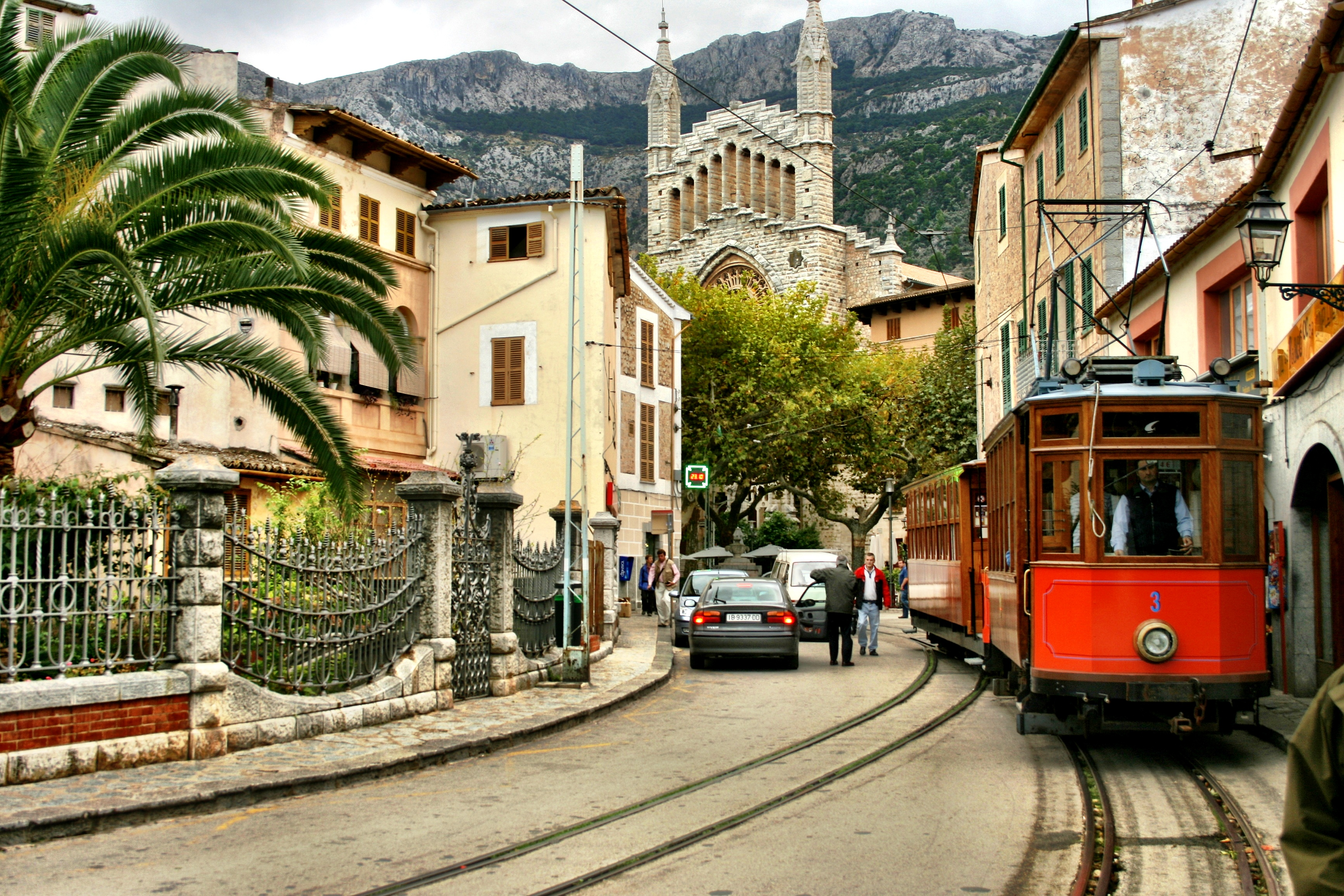 Sóller, Majorca: My kind of town - Telegraph