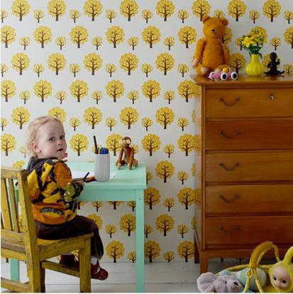 Habitaciones infantiles muy fashion