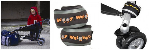 Buggy Weights,  sistema antivuelco