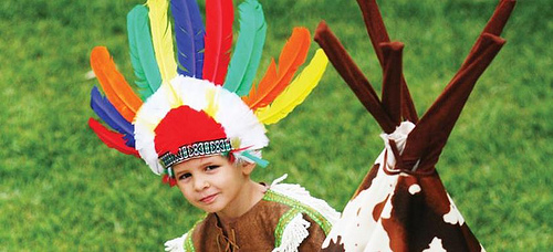 Especial Carnaval: Western, Oeste, Indios y Vaqueros