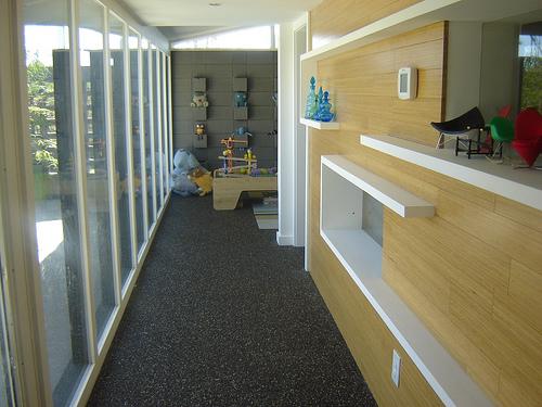 Ambientes que inspiran: Habitación infantil muy luminosa