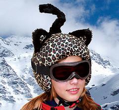 Fundas divertidas para cascos de esqui