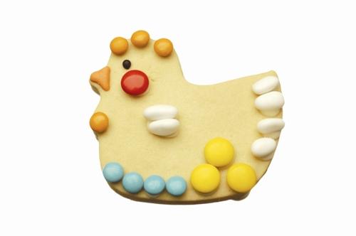 Galletas Creativas para Pascua, ¡¡¡riquísimas!!!