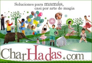 CharHadas, una nueva red social para mamás