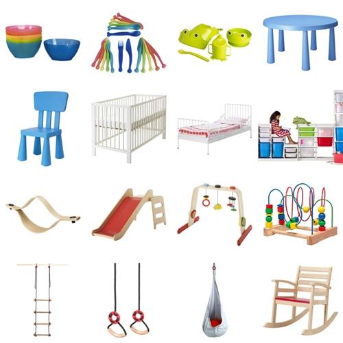 Lo mejor para niños del catálogo de Ikea