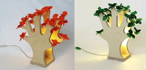 Diseños «eco» inspirados en la naturaleza