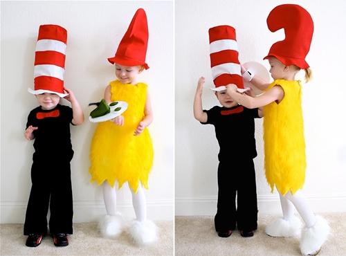 Mas disfraces caseros y originales para niños