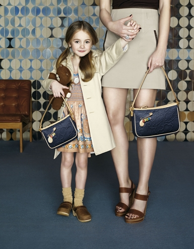 Bolsos de Tous para mamás y niñas