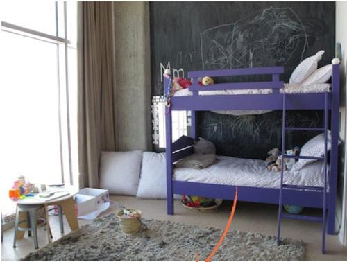 La habitación infantil de los hijos de Gwyneth Paltrow