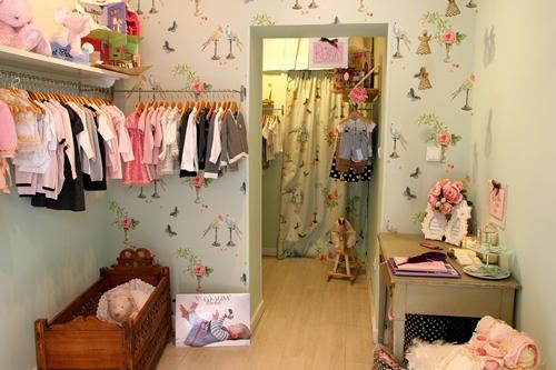 Tiendas de ropa bonitas para niños