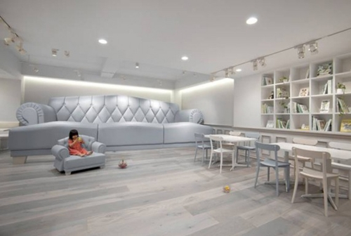 Espacios Cool: Tokio Baby Café