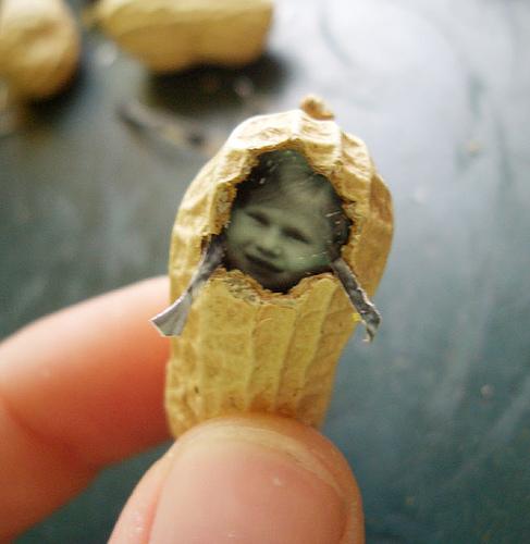 Clic clac foto … baby cacahuete