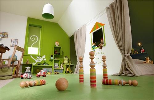 Una sola habitación, 3 espacios disponibles