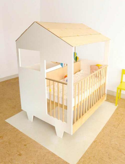 La casita del bebé