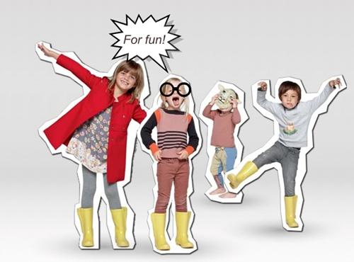 Moda infantil de Stella McCartney kids