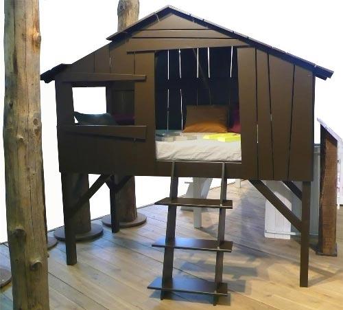 Clic clac foto … Dormir en una cabaña