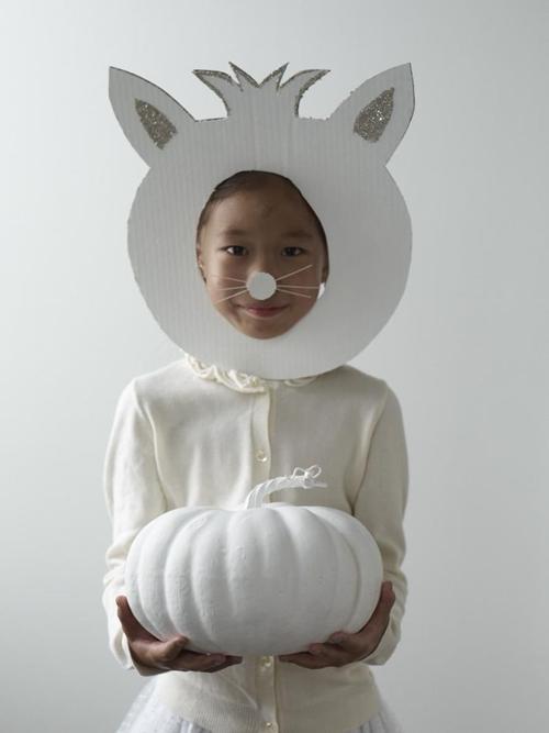 Clic clac foto… Disfraz de Halloween cool