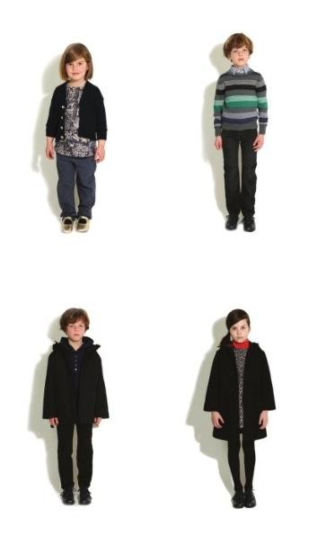 Ropa infantil de Little Fashion Gallery