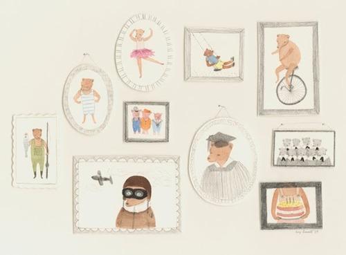 Clic clac foto … marcos que se dibujan