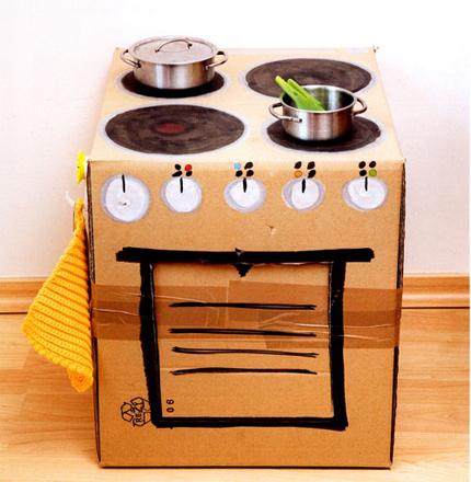 Clic, clac foto … cocina infantil express