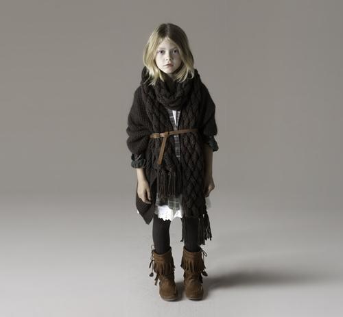 Zara kids, lookbook de octubre