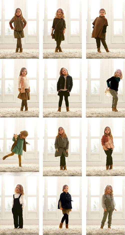 Ropa para niñas de Chloe