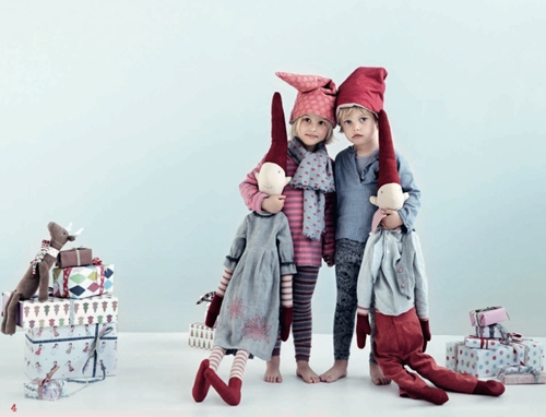 Navidad con niños- El espíritu navideño de Maileg