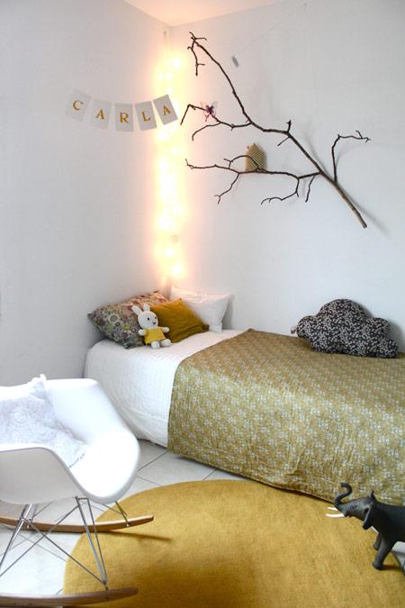 Clic clac foto… habitación infantil sencilla y cálida