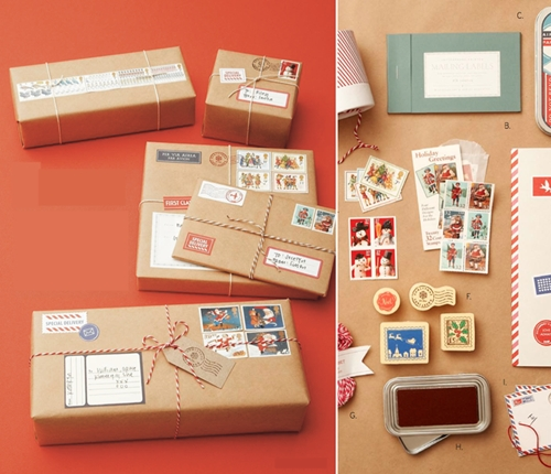 """Paquetes de regalo con un toque """"mágico"""""""