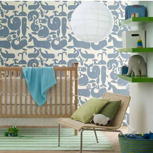 Ambientes que inspiran: habitación de bebé
