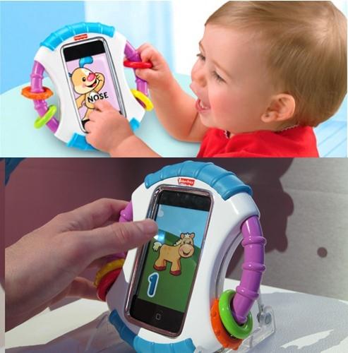 Con iCan play, tu iPhone también es un juguete