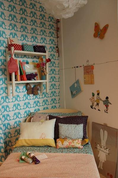 Habitación infantil de Bepop Et Lula