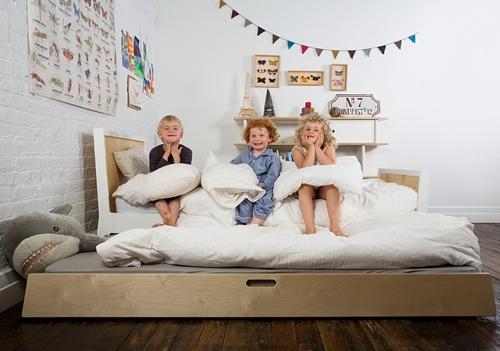 Nuevos muebles infantiles de Oeuf