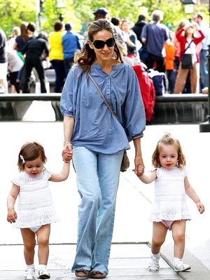 Mamás famosas… Sarah Jessica Parker