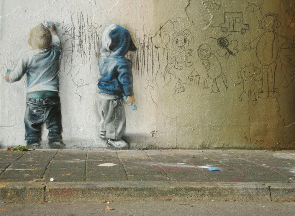 Clic clac foto… Street Art