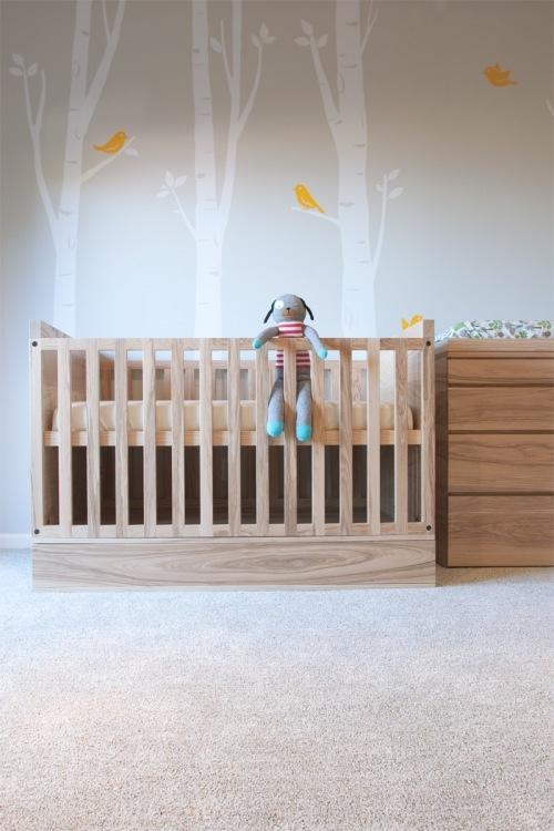 Dormitorio para un bebé