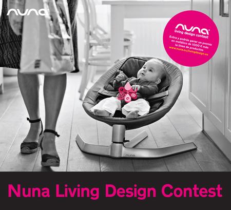 Super Sorteo en Nuna: Gana 1000€, una hamaca, una trona y una silla de paseo