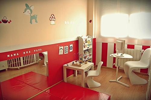 Ganadora del Concurso de Diseño de Nuna: La habitación de Noa