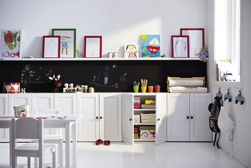 Catalogo infantil «Ikea y los niños» 2012