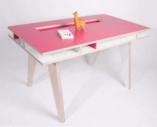 Todo en orden con la mesa escritorio de BB+++