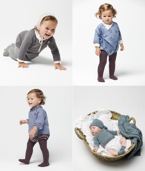Moda infantil de Nicoli – Otoño/Invierno 2011/12