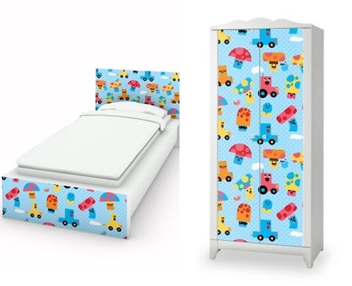 Personaliza los muebles infantiles de Ikea con Mykea.