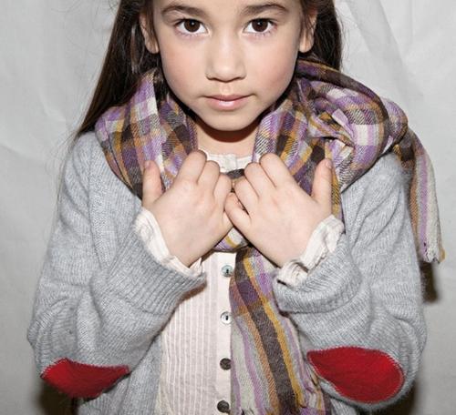 Nueva colección de moda infantil Bellerose 2012
