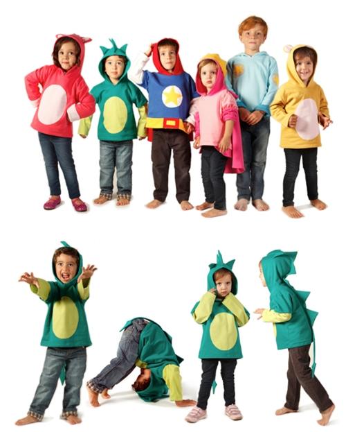 Ropa infantil para jugar…en casa y en la calle