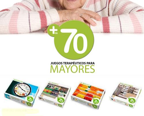 Juegos diseñados para regalar a los abuelos