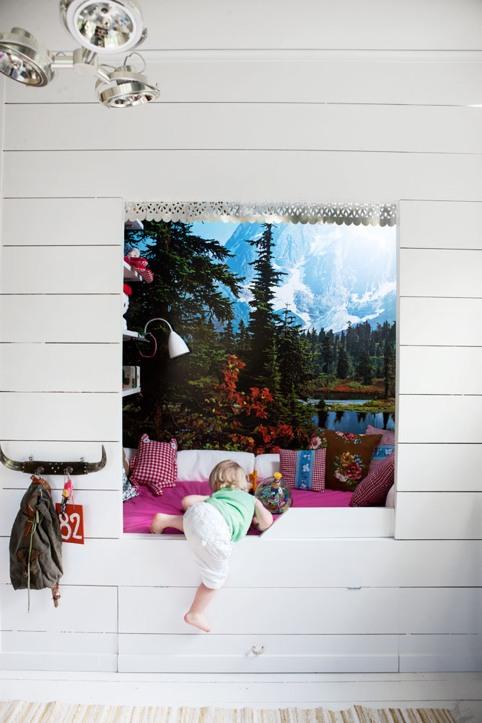 Clic clac foto…dormitorio inspirador