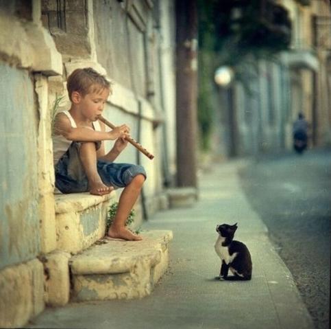 Clic clac foto… El Flautista