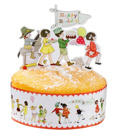 Las Fiestas Infantiles de Belle & Boo