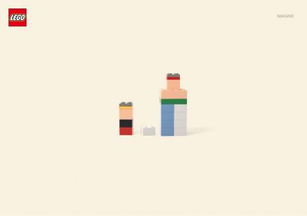 Descubre los personajes de la campaña de Lego