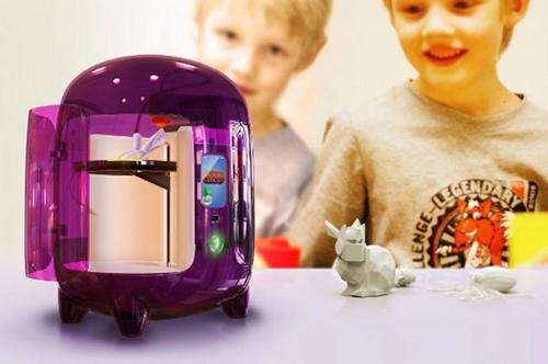 Convierte sus dibujos en muñecos 3D